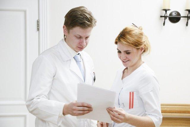 Подготовка к КТ брюшной полости
