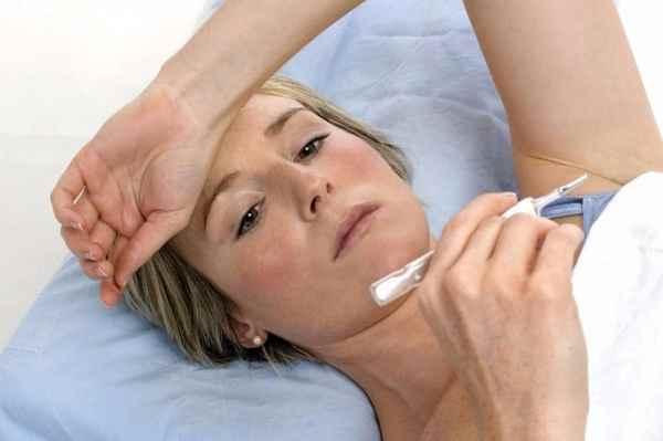 Температура после лапароскопии: может ли быть, что делать?