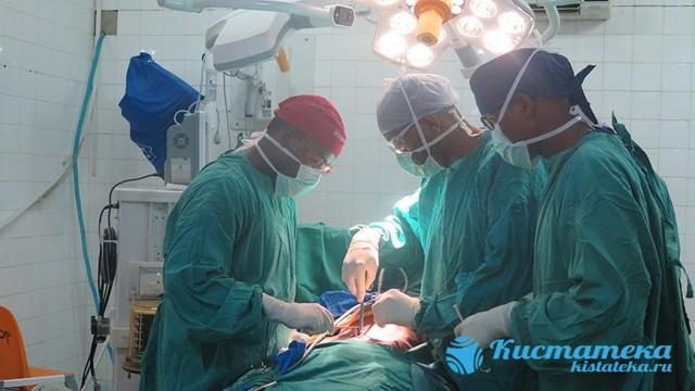 Диагностическая лапароскопия брюшной полости, в гинекологии