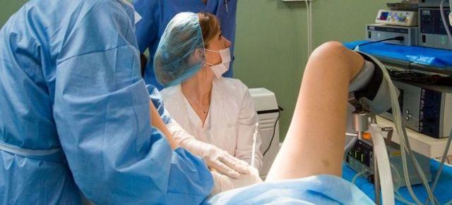 Как проводится гистероскопия матки?