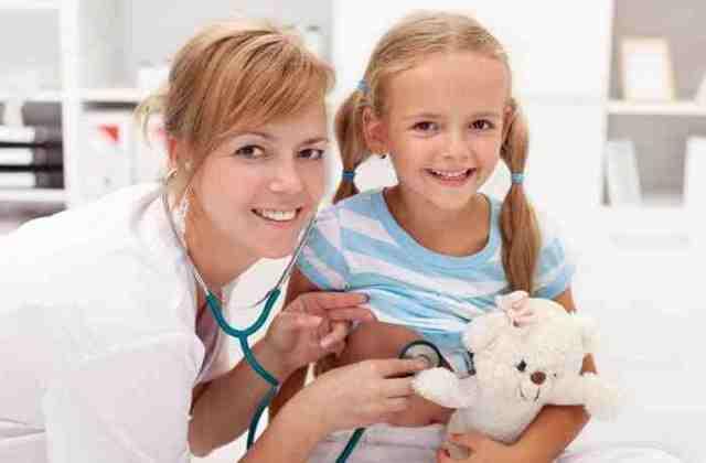 УЗИ пищевода и желудка у ребенка