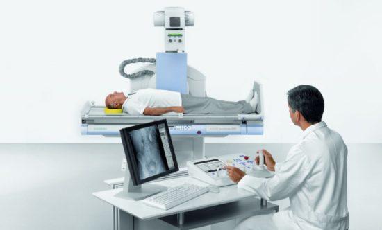 МРТ или рентген: что лучше?