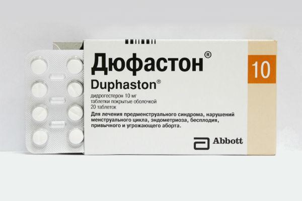 Дюфастон (свечи) после гистероскопии: показания, противопоказания