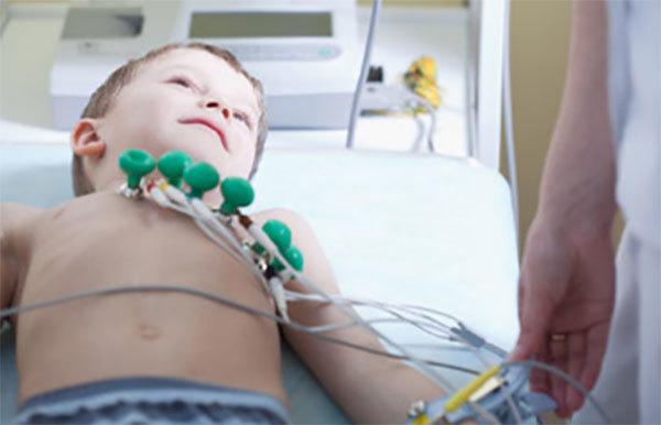 Особенности ЭКГ у детей различного возраста