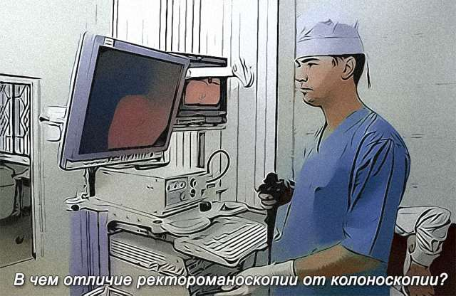 Ректоскопия прямой кишки: что это такое, как делают, какие отличия?