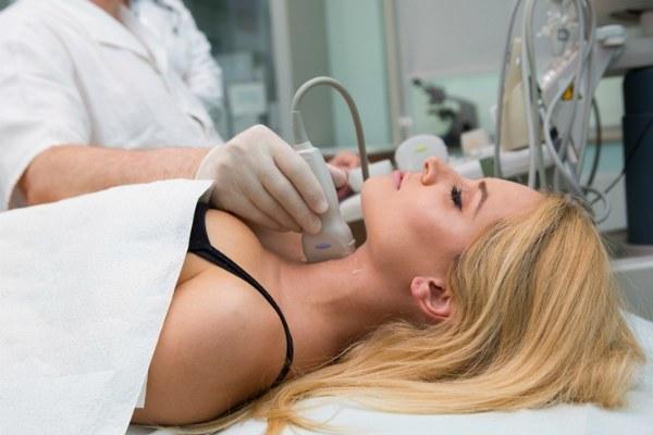 УЗИ лимфоузлов шеи: что показывает?