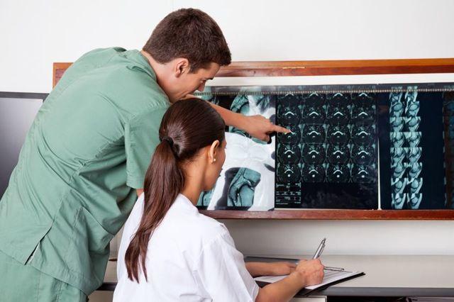 Подготовка к компьютерной томографии (КТ)