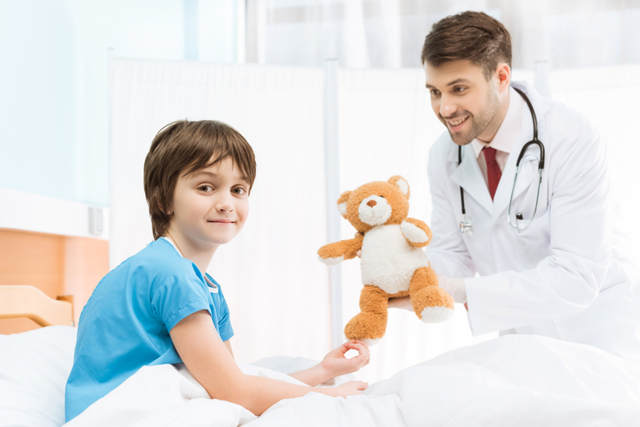 ФГДС детям: как, с какого возраста делают?