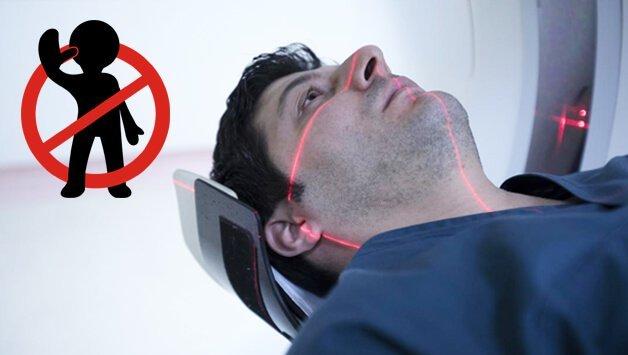 Можно ли делать МРТ с имплантами зубов?