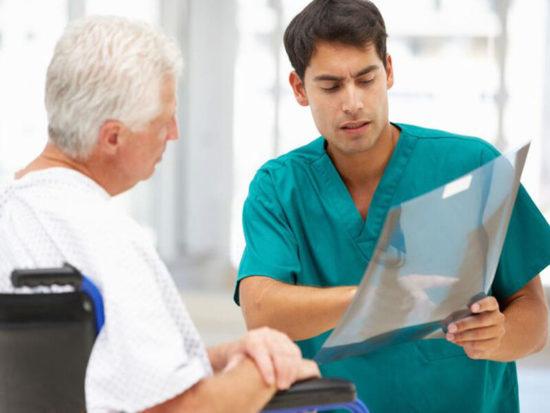 МРТ органов таза у мужчин и женщин