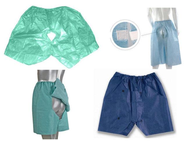 Трусы для колоноскопии: какое одноразовое белье лучше выбрать?