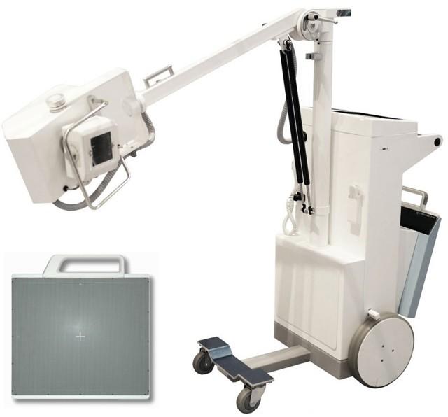 Рентген аппарат: виды, устройство, работа оборудования