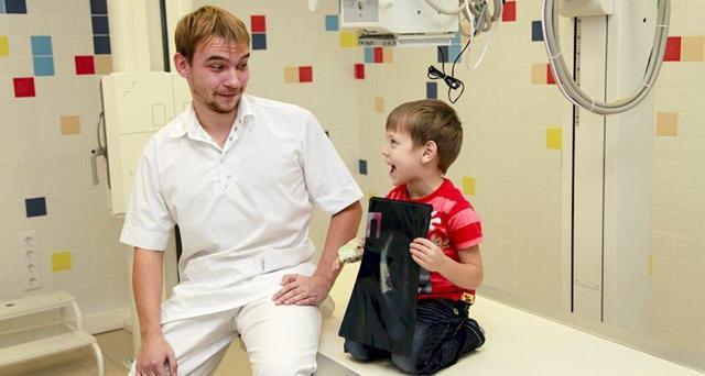 Рентгенография носоглотки у детей: проведение, результаты
