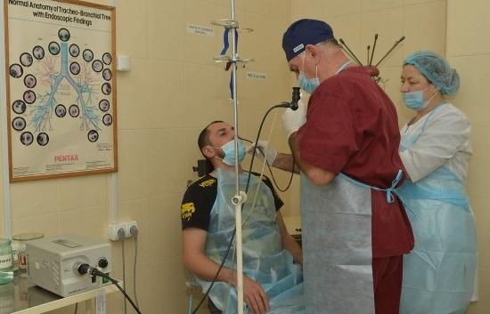 Подготовка к бронхоскопии пациента: правила и алгоритм выполнения