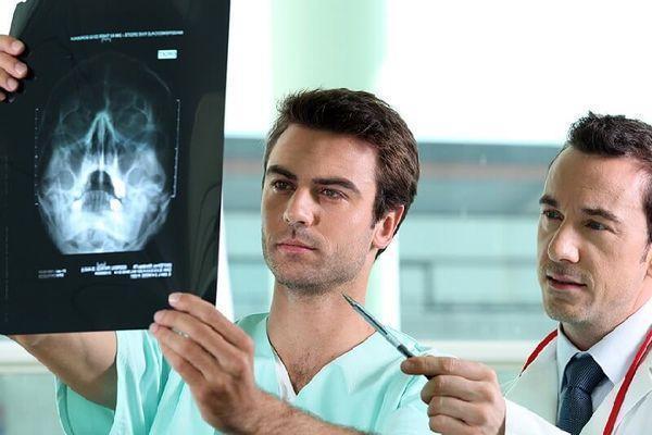 cинусит – рентгеновский снимок