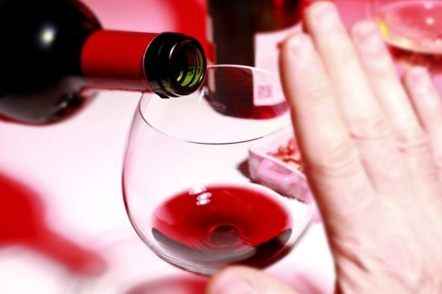 Влияние алкоголя на экг обследование