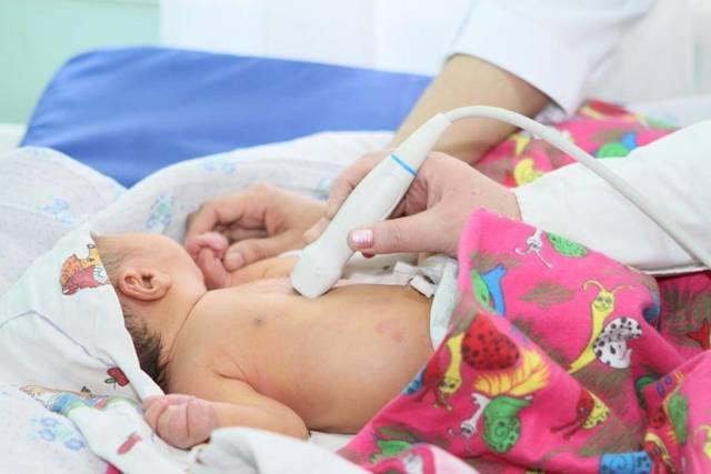 Узи брюшной полости ребенку: от и до