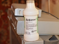 Подготовка к колоноскопии Дюфалаком