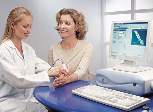 Рентгеновская денситометрия: показания, подготовка, проведение