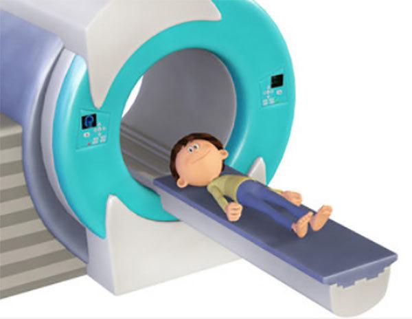 МРТ головного мозга детям: что показывает?