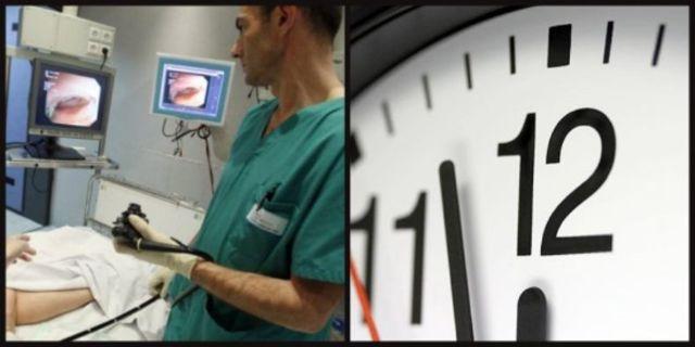 Сколько по времени длится колоноскопия?
