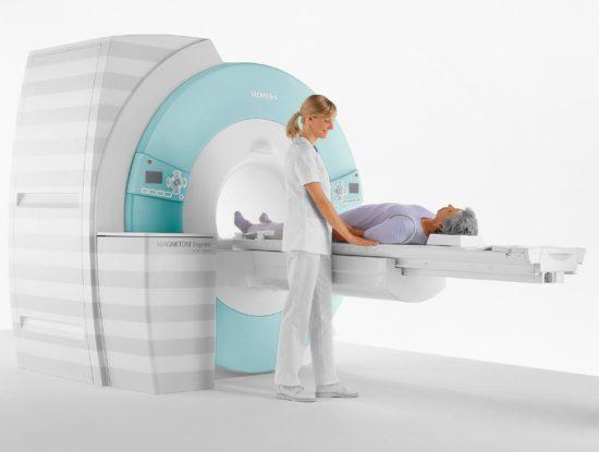 МРТ забрюшинного пространства