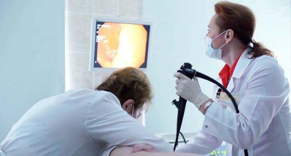 Как делают гастроскопию (ФГДС) желудка?
