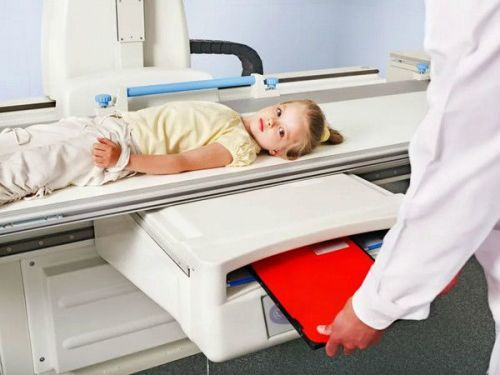 Рентген легких (грудной клетки) ребенку