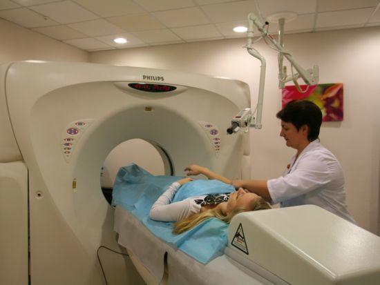 МРТ желудка: что показывает?