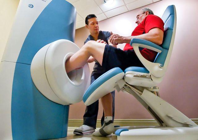 МРТ голеностопного сустава: что покажет, какое лучше?