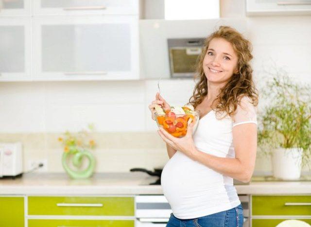 УЗИ на 23-24 неделе беременности