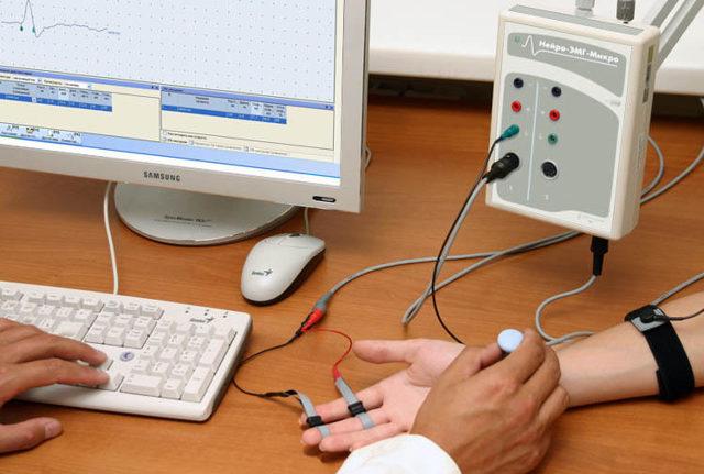 Электронейрография – что это такое?