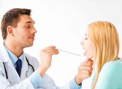 Фарингоскопия – что это такое в медицине?