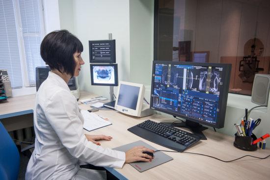 Компьютерная томография (КТ) сердца и коронарных сосудов