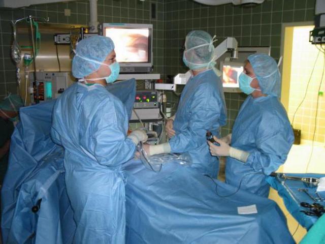 Лапароскопия в гинекологии – что это такое?