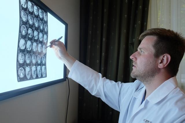КТ органов малого таза у мужчин